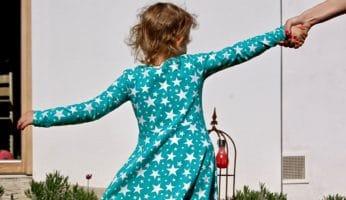 Kinder-Skaterkleid
